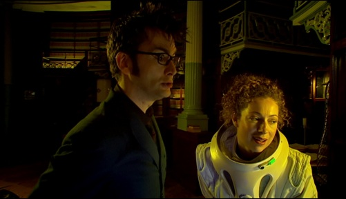 Doctor Who Silence In The Library River Song 9