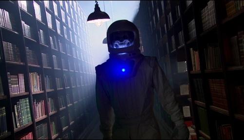 Doctor Who Silence In The Library Vashta Nerada