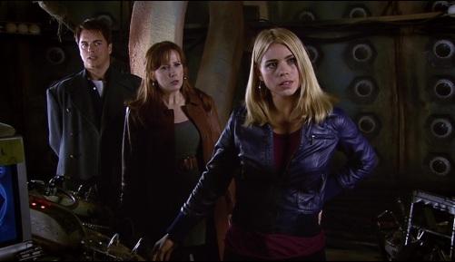 Doctor Who The Stolen Earth Ten Regenerating 4