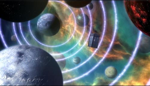 Doctor Who The Stolen Earth The Medusa Cascade 2