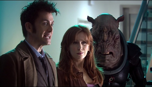 Doctor Who The Stolen Earth The Shadow Proclamation