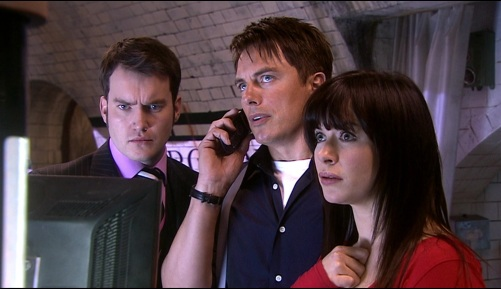 Doctor Who The Stolen Earth Torchwood 2