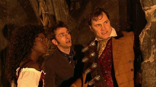 Doctor Who The Next Doctor The Trio