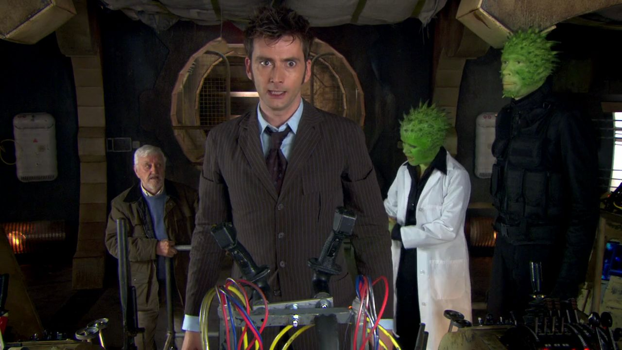 Doctor Who The End Of Time Allonsy 2
