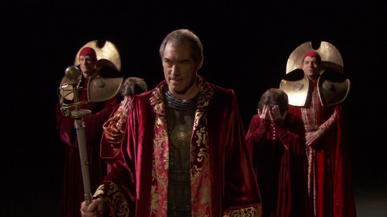 Doctor Who The End Of Time Rassilon 2