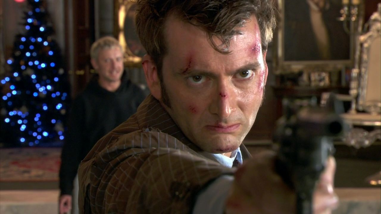 Doctor Who The End Of Time Ten's Indecision