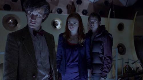 Doctor Who Amy's Choice Confrontations