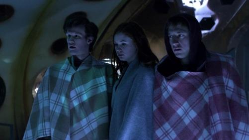 Doctor Who Amy's Choice Poncho Boys