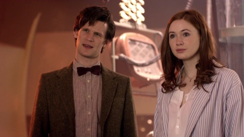Doctor Who The Beast Below Amy's Theme 4