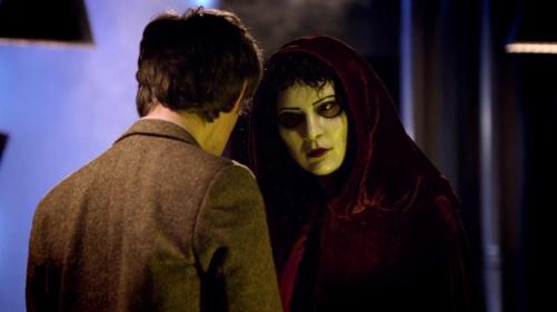 Doctor Who The Beast Below Liz 10
