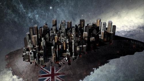 Doctor Who The Beast Below Starship UK 2