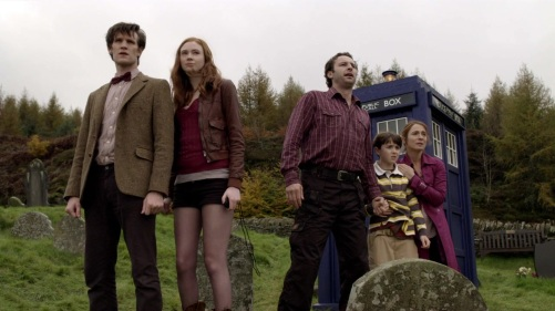 Doctor Who The Hungry Earth Amy's Loss