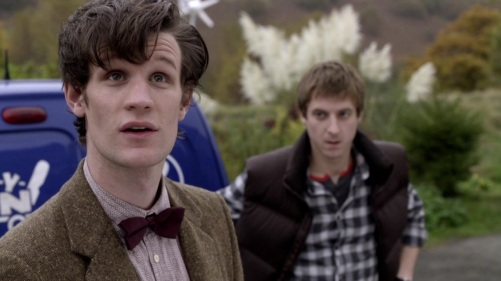 Doctor Who The Hungry Earth Eleven And Rory