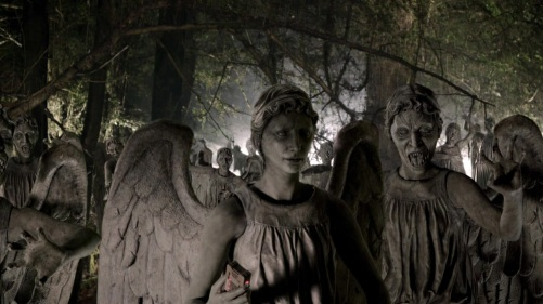 Doctor Who The Time Of Angels Army Of Angels 6