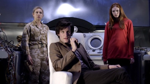Doctor Who The Time Of Angels The Trio 2