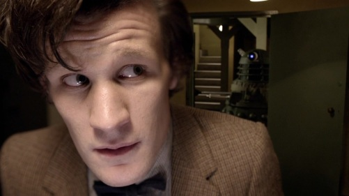 Doctor Who Victory Of The Daleks Suspicions