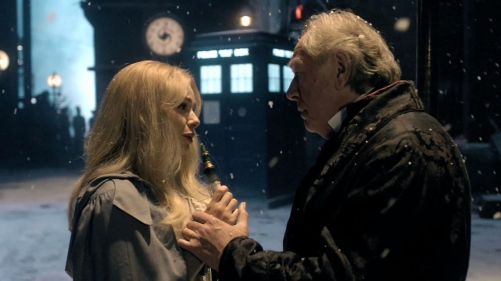 Doctor Who A Christmas Carol Silence Is All You Know 5