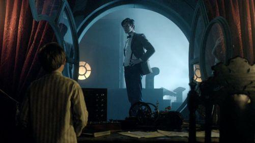 Doctor Who A Christmas Carol Tame The Sky 2