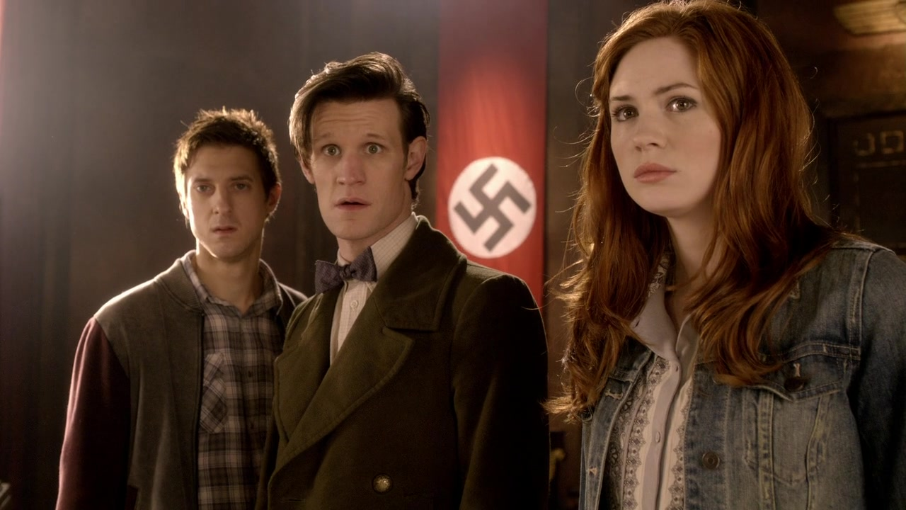 Doctor Who A Good Man Goes To War Berlin 6