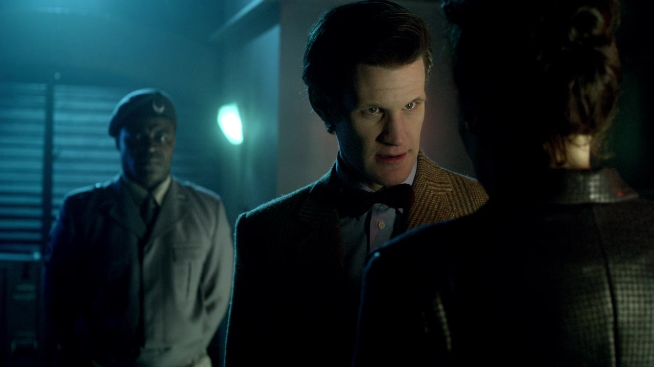 Doctor Who A Good Man Goes To War Colonel Runaway 4