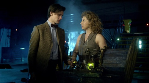 Doctor Who A Good Man Goes To War River Returns 7