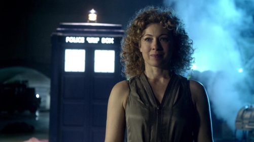 Doctor Who A Good Man Goes To War River Returns