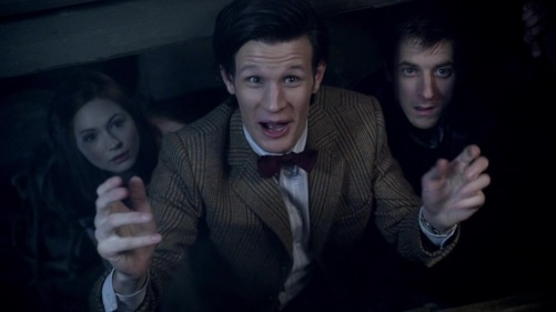 Doctor Who The Curse Of The Black Spot Yohoho