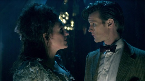 Doctor Who The Doctor's Wife Eleven And Idris 2