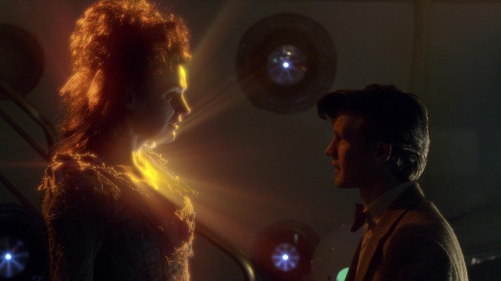 Doctor Who The Doctor's Wife Farewell