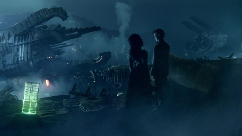 Doctor Who The Doctor's Wife Junkyard 3