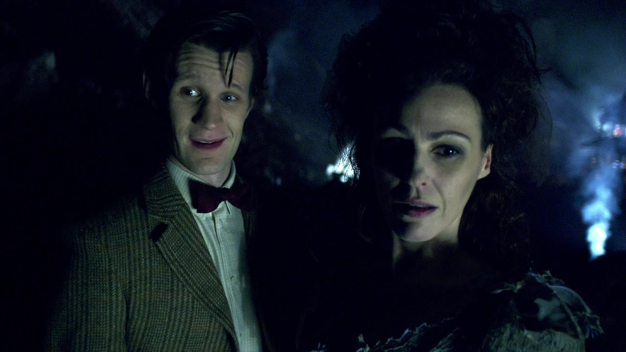 Doctor Who The Doctor's Wife Junkyard 4