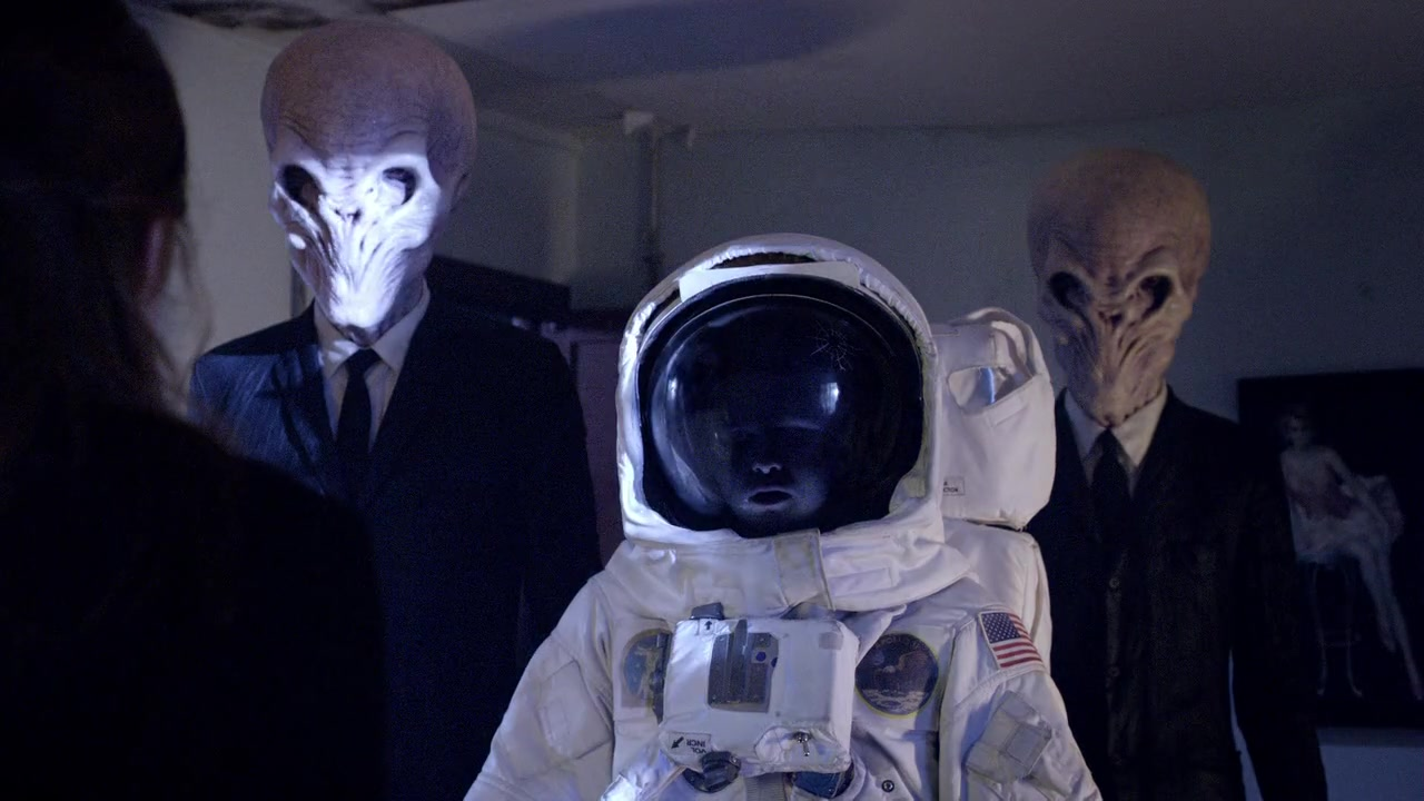 Doctor Who The Impossible Astronaut Greystark Hall 6