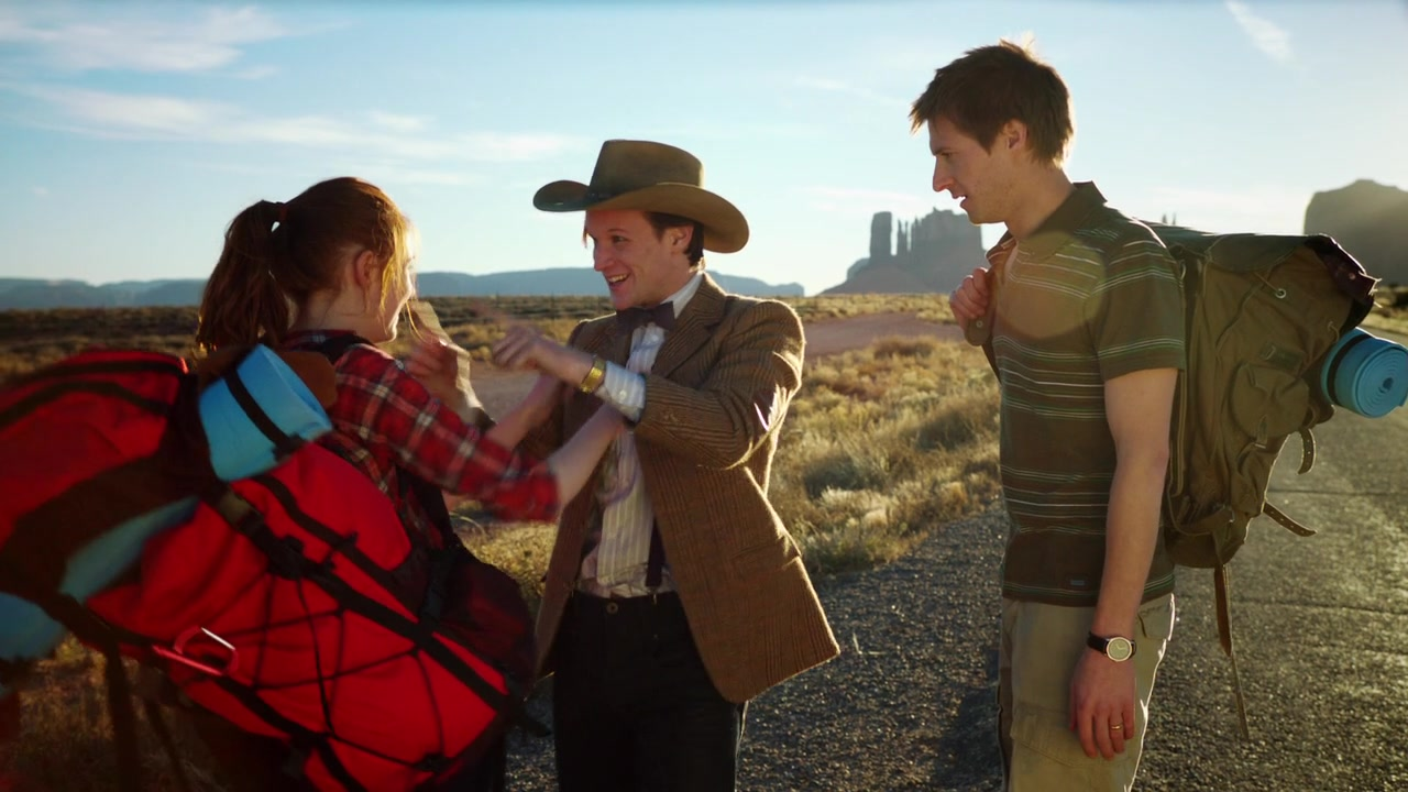 Doctor Who The Impossible Astronaut Utah