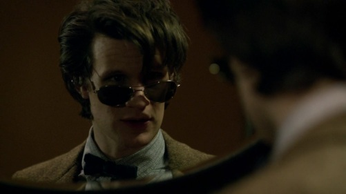 Doctor Who The Lodger Eleven's Shades