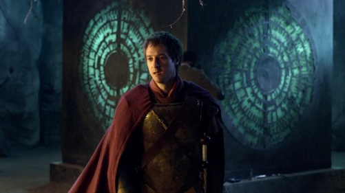 Doctor Who The Pandorica Opens Roman Rory 2