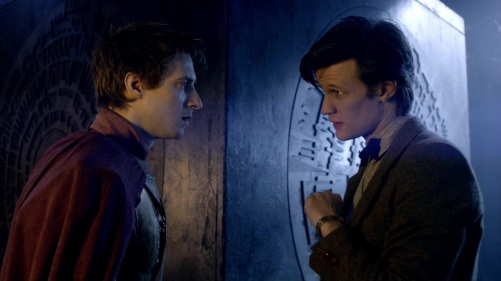 Doctor Who The Pandorica Opens Roman Rory 5