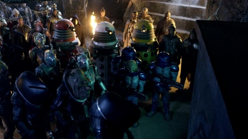 Doctor Who The Pandorica Opens The Alliance