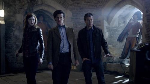 Doctor Who The Rebel Flesh Intruders 2