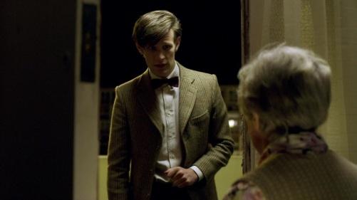 Doctor Who Night Terrors Door To Door
