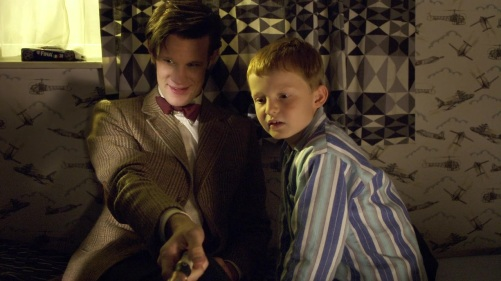 Doctor Who Night Terrors Other Stuff 3
