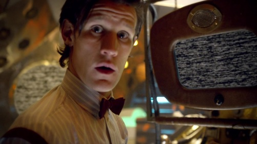 Doctor Who The Girl Who Waited Changing Time 8