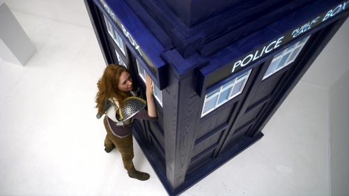 Doctor Who The Girl Who Waited Loving Isn't Knowing 3