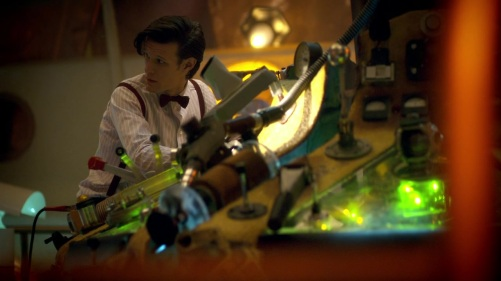 Doctor Who The Girl Who Waited Loving Isn't Knowing 9