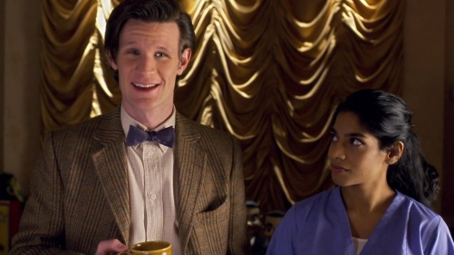 Doctor Who The God Complex Eleven And Rita 2