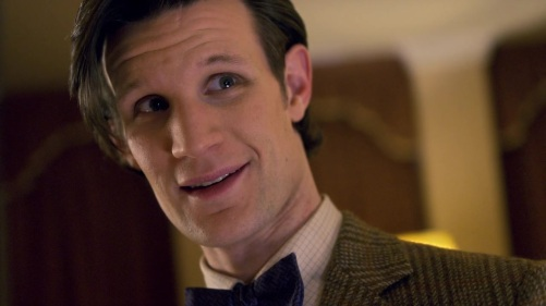 Doctor Who The God Complex Eleven's Plan