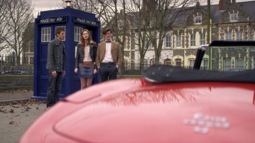 Doctor Who The God Complex Farewell 2