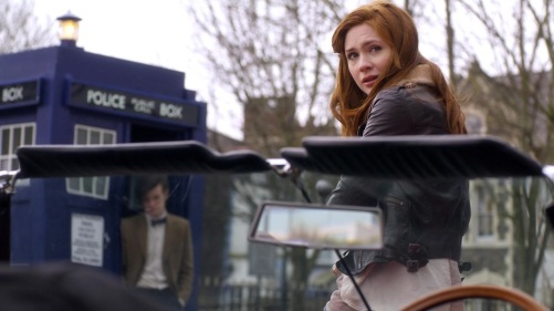 Doctor Who The God Complex Farewell 5