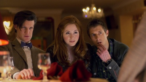 Doctor Who The God Complex The Trio 5