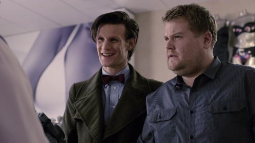 Doctor Who Closing Time Blew Them Up With Love 5