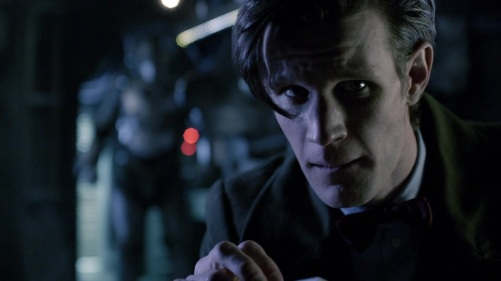 Doctor Who Closing Time Cybermen 3